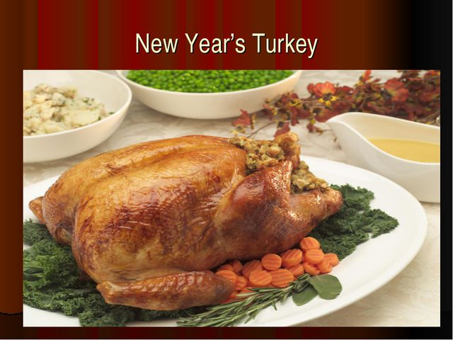 New Year's Turkey