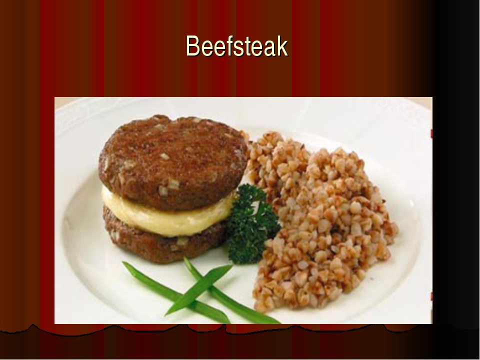 Beefsteak