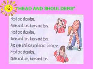 """""""HEAD AND SHOULDERS"""""""