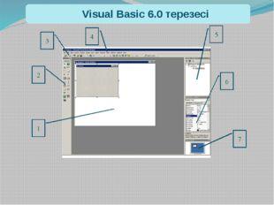 7 6 5 4 3 2 1 Visual Basic 6.0 терезесі