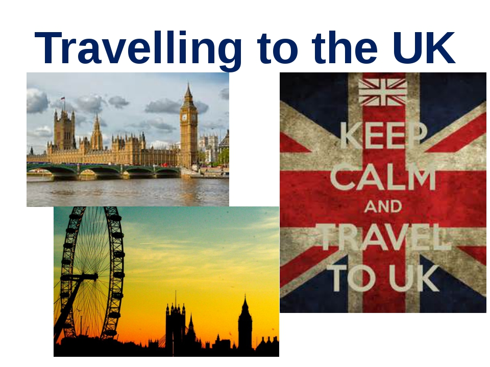 Travelling to the UK