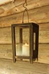 Деревенский фонарь
