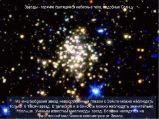 Самые известные созвездия для ориентирования – Большая и Малая Медведица.
