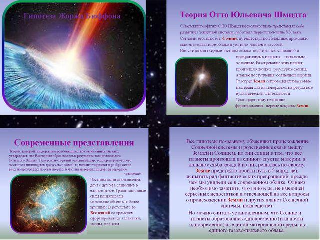 Гипотеза Жоржа Бюффона