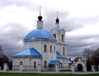 Спасо-Преображенской церкви