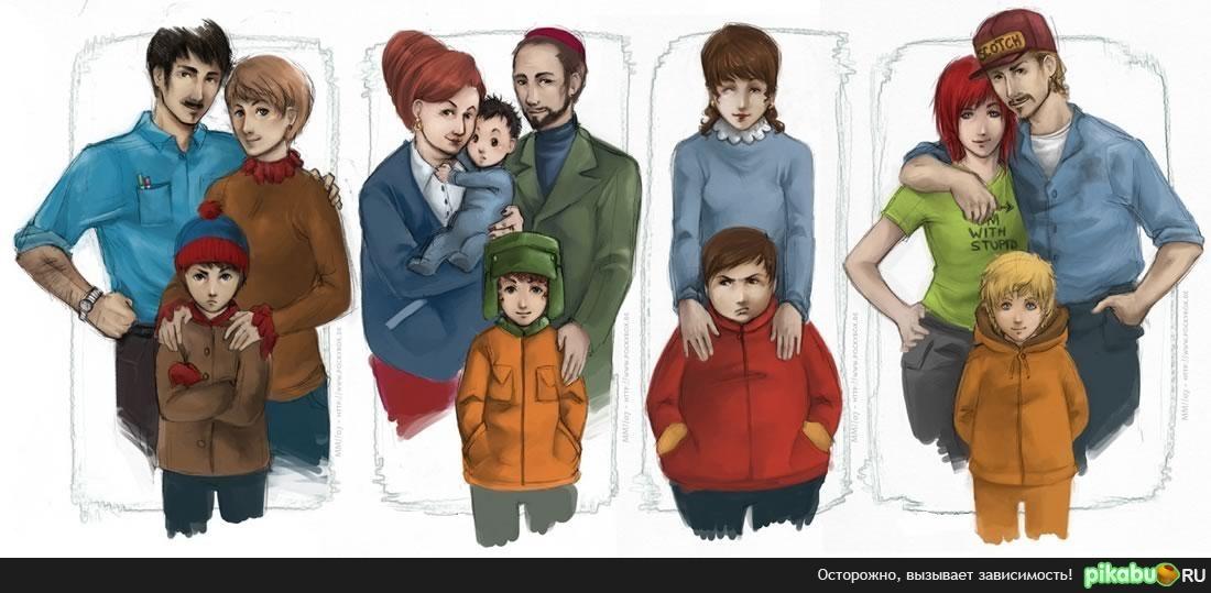 midget_lipids: вариации на тему South Park