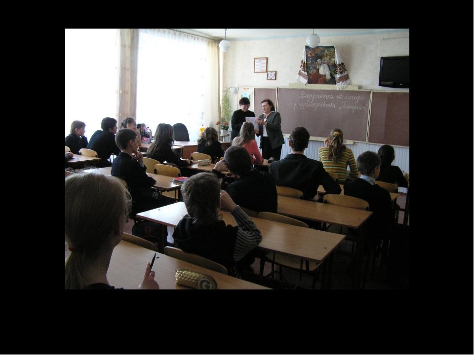 """Проведення Міжнародного конкурсу українознавства """"Патріот"""" Учні 6-8 класів У..."""