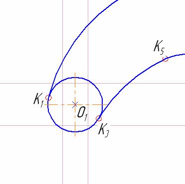 D:\колледж\инжененрная графика, черчение\практич раб граф\Пр 11\16 этап.bmp