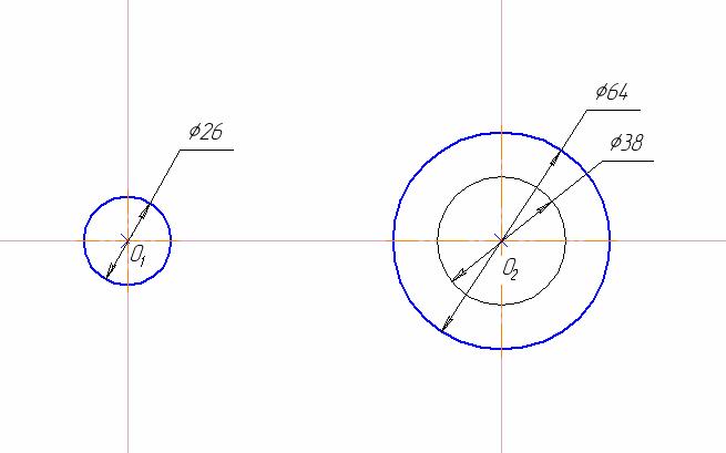 D:\колледж\инжененрная графика, черчение\практич раб граф\Пр 11\2 этап.bmp