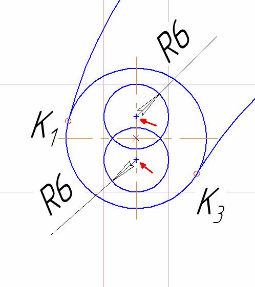 D:\колледж\инжененрная графика, черчение\практич раб граф\Пр 11\18 этап.bmp