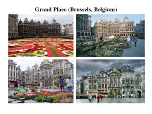 Grand Place (Brussels, Belgium)