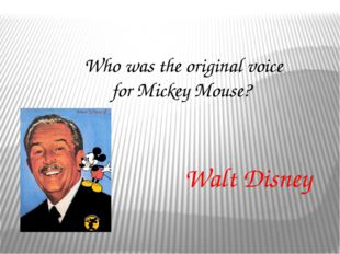 What was the first cartoon character to have a star on the Hollywood Walk of