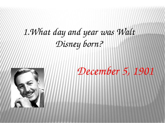 What was Walt's wife's name? Lillian