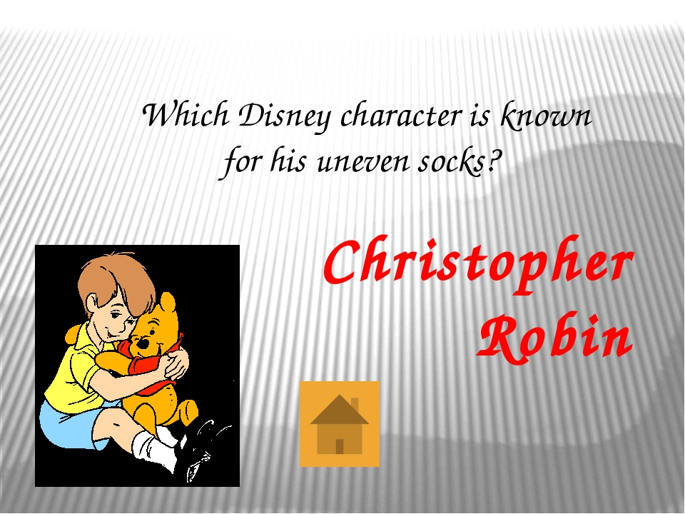 Which of Disney's characters follows a talking rabbit down a hole and into a...
