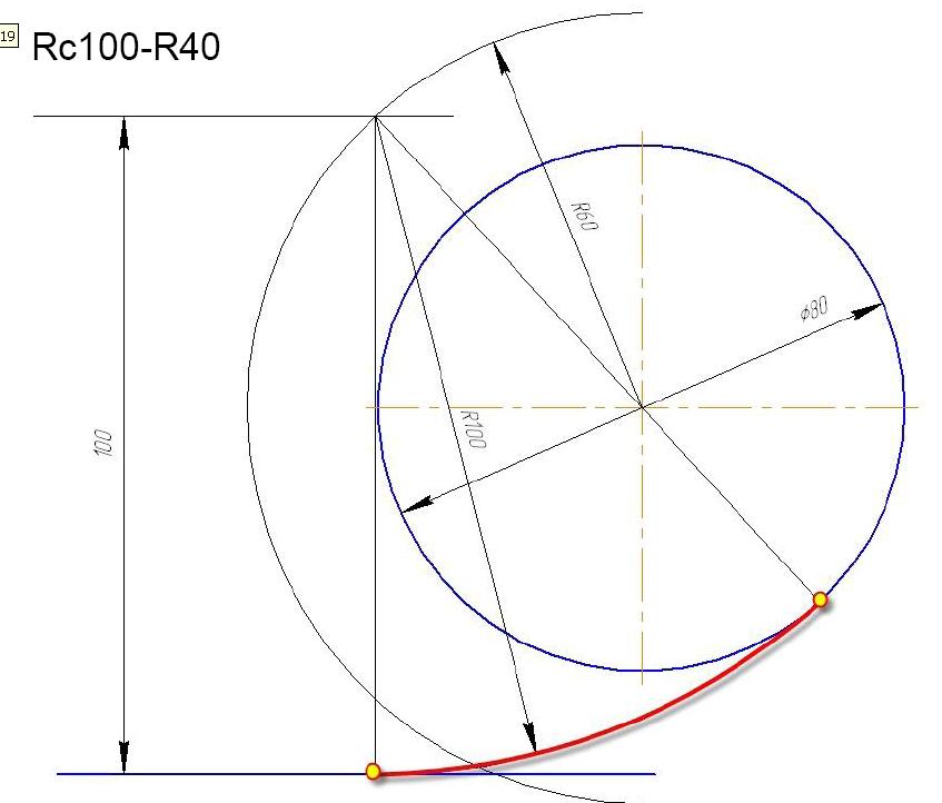 D:\колледж\инжененрная графика, черчение\практич раб граф\Пр 11\сопряжение внутр кас.bmp