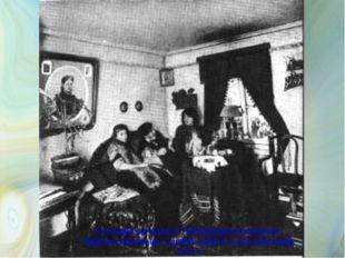 Большая детская в Трёхпрудном переулке. Марина Цветаева, Сергей Эфрон и Ася Ц