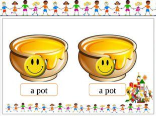 a pot pot a pot