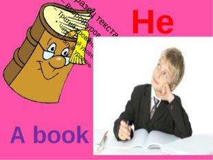 He A book