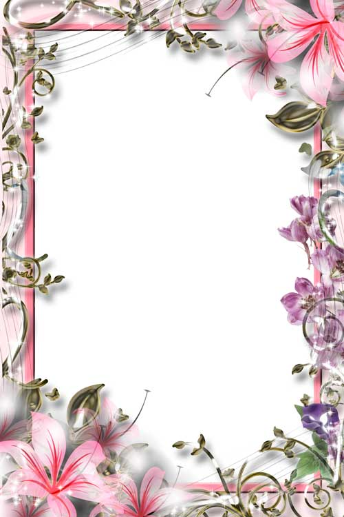 D:\Downloads\PSD.Flower.Frame.05.3000x4500.jpg