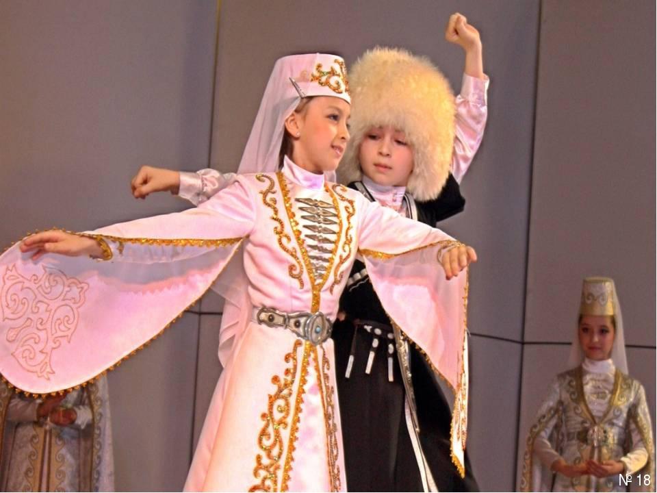 национальные костюмы осетины картинки окружающий псковском