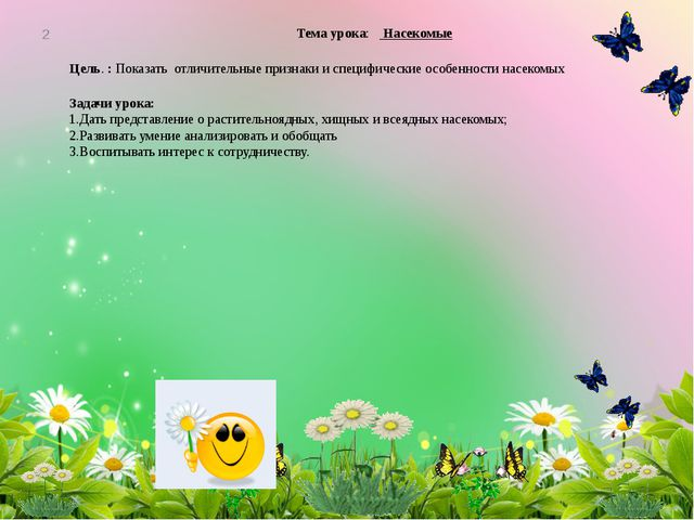Урок окружающего мира 2 класс (Перспективная начальная школа) Тема урока: На...