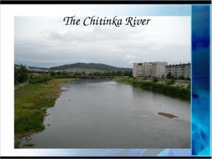 The Chitinka River
