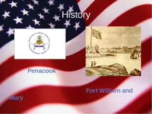 History Penacook Fort William and Mary