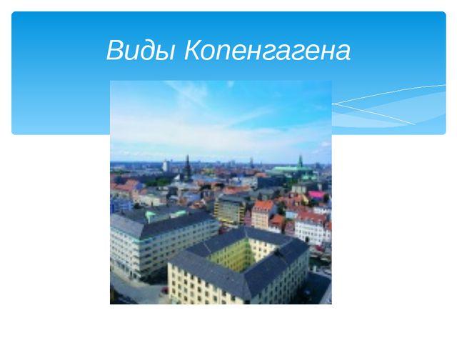 Виды Копенгагена