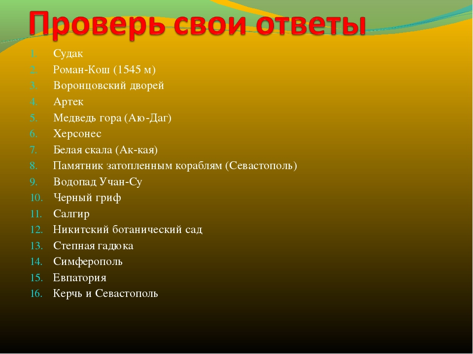 Судак Роман-Кош (1545 м) Воронцовский дворей Артек Медведь гора (Аю-Даг) Херс...