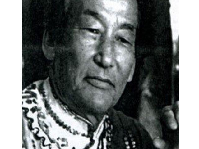 Владимир Оскал-оол