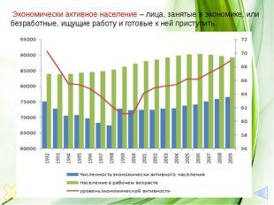 Структура занятости населения по отраслям С 2000 года происходят значительны