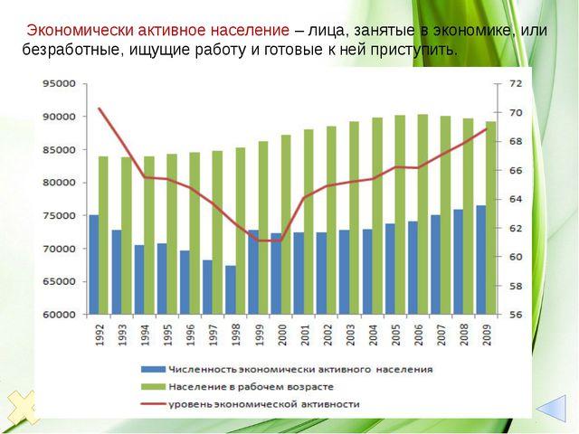Структура занятости населения по отраслям С 2000 года происходят значительны...