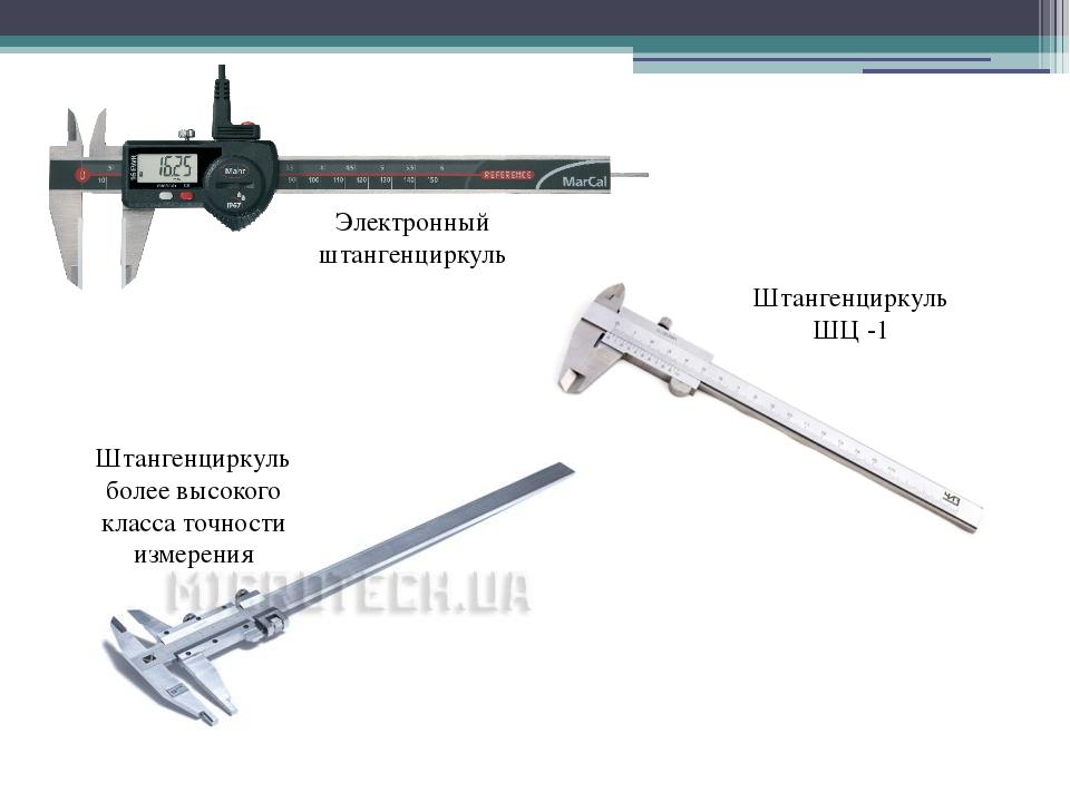 Электронный штангенциркуль Штангенциркуль ШЦ -1 Штангенциркуль более высокого...