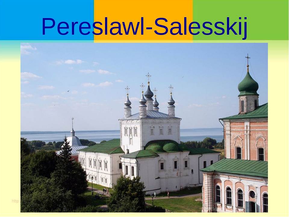 Pereslawl-Salesskij