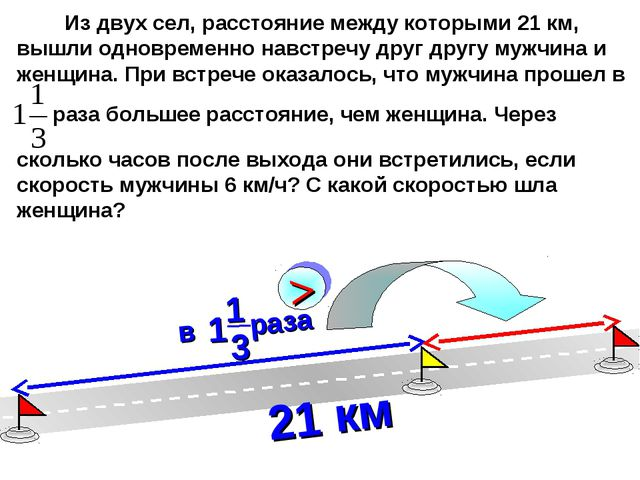 21 км