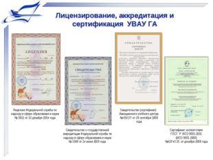 Сертификат соответствия ГОСТ Р ИСО 9001-2001 (ИСО 9001-2000) №10743 25 от дек