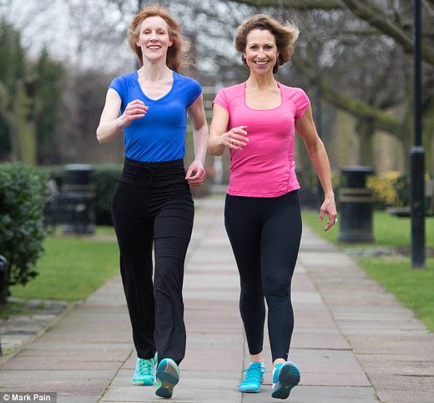 Если ходить пешком похудеешь