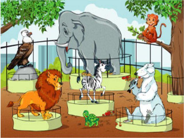 Картинка зоопарк