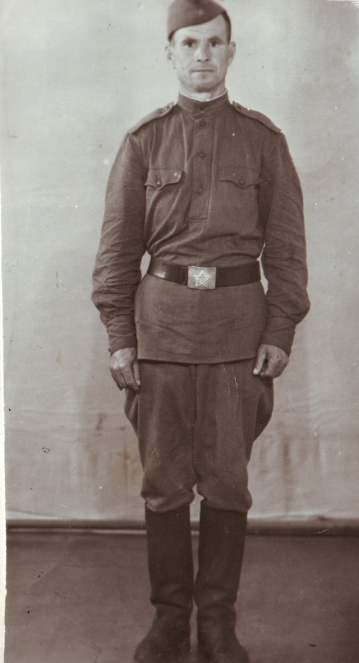 Матвеев Фёдор Иванович