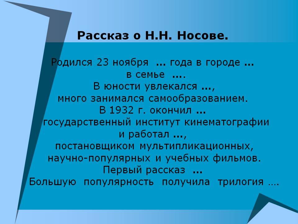 http://900igr.net/datas/literatura/Nosov-Ogorodniki/0003-003-Rasskaz-o-N.N.-Nosove.jpg