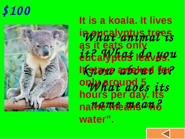 $200 How many weeks can a camel live without water? What animal can live wit...