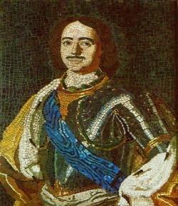 портрет петра1