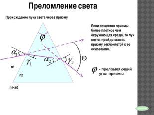 М N Явление полного отражения наблюдается при переходе света из оптически бо
