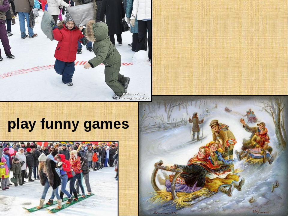 play funny games