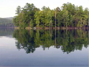Размеры озер от 1-2 га до 70-80 кв.км. Преобладают малые, величиной менее 0,