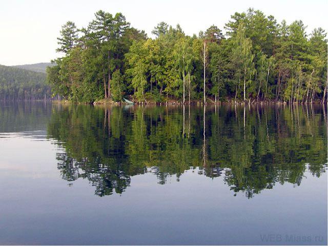 Размеры озер от 1-2 га до 70-80 кв.км. Преобладают малые, величиной менее 0,...