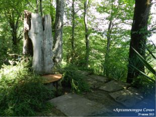 Озеленение территории музея «Чайные домики»