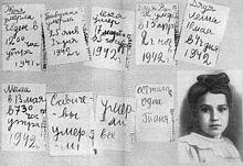 https://upload.wikimedia.org/wikipedia/commons/thumb/e/e3/Tanya_Savicheva_Diary.jpg/220px-Tanya_Savicheva_Diary.jpg