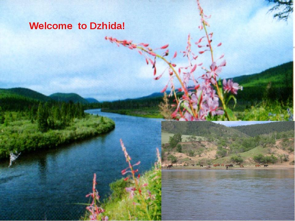 Welcome to Dzhida!