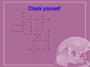 Check yourself b akr livingroom cto doorcf